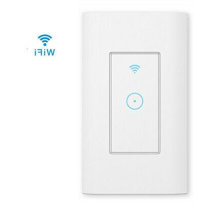Smart Light Switch Works with Google life App