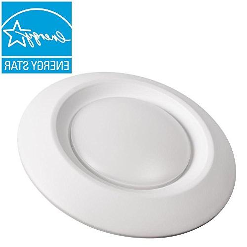 soft white recessed can disk