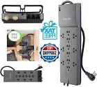 Belkin Surge Protector 12 Outlet Power Strip Protection Home