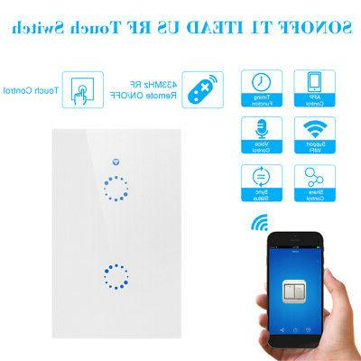 Gang US Smart Wall Switch Home H7C7