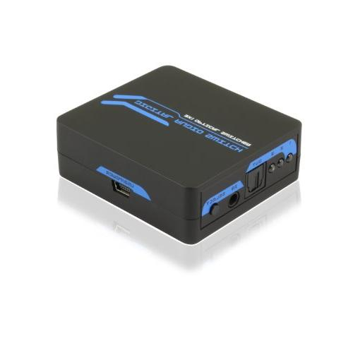 toslink spdif optical audio switch