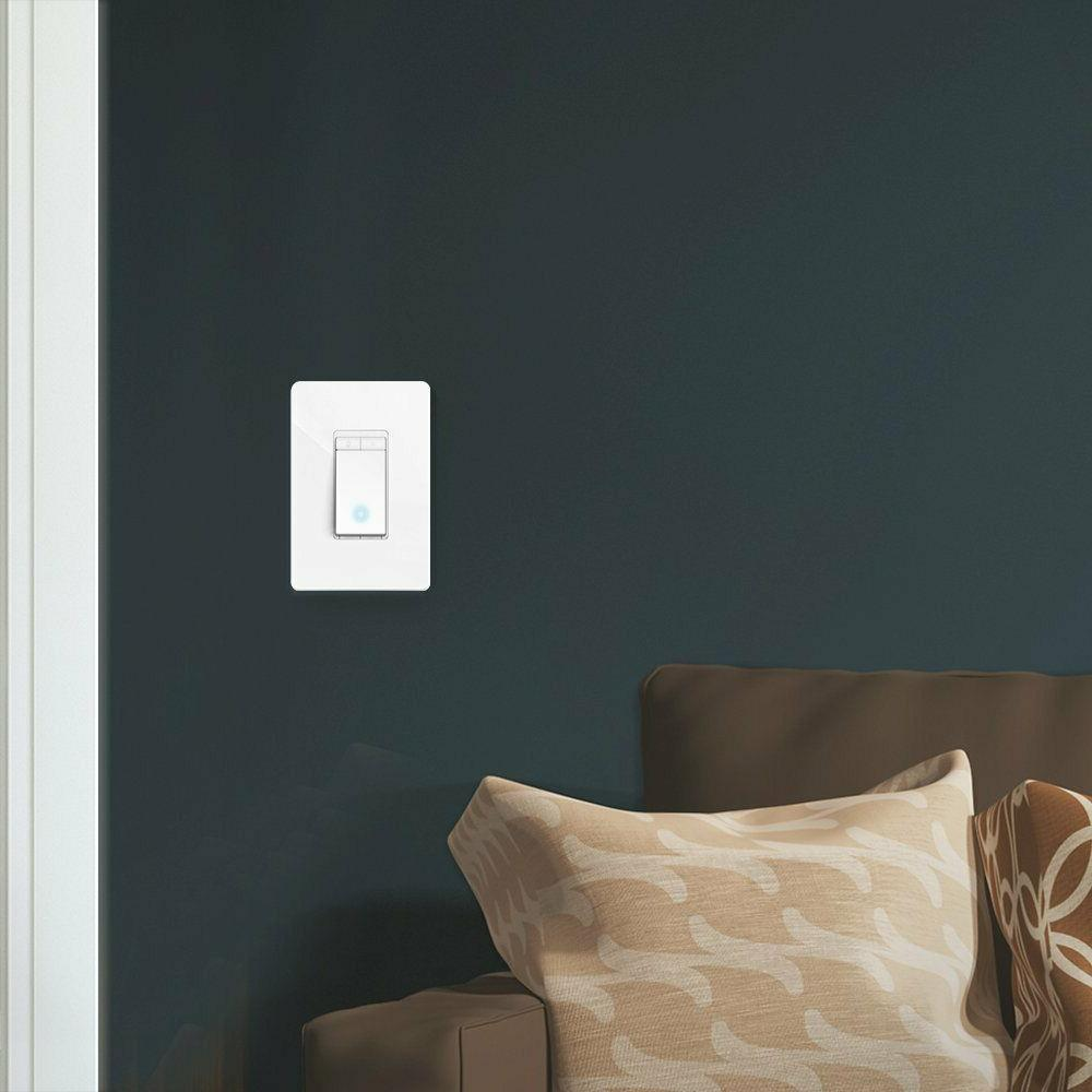 TP-Link Kasa Wi-Fi Dimmer Switch | Alexa Home HS220
