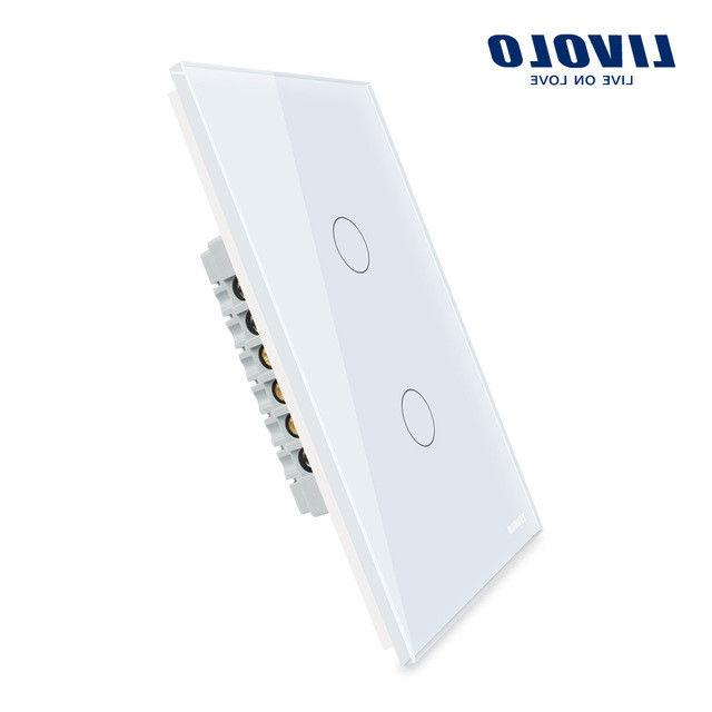 LIVOLO Standard Panel Way Wall Switch