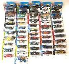 Lot of 48 Various Hot Wheels Cars New in Packaging