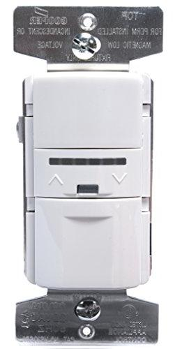 Eaton VS106D1-C2-K Motion-Activated Vacancy Dimmer Wall Swit
