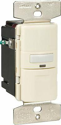 Eaton VS310U-LA-K Motion-Activated Vacancy Sensor Wall Switc