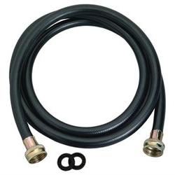NEW Washing Machine Hose Black Rubber 12 Foot Made in the US