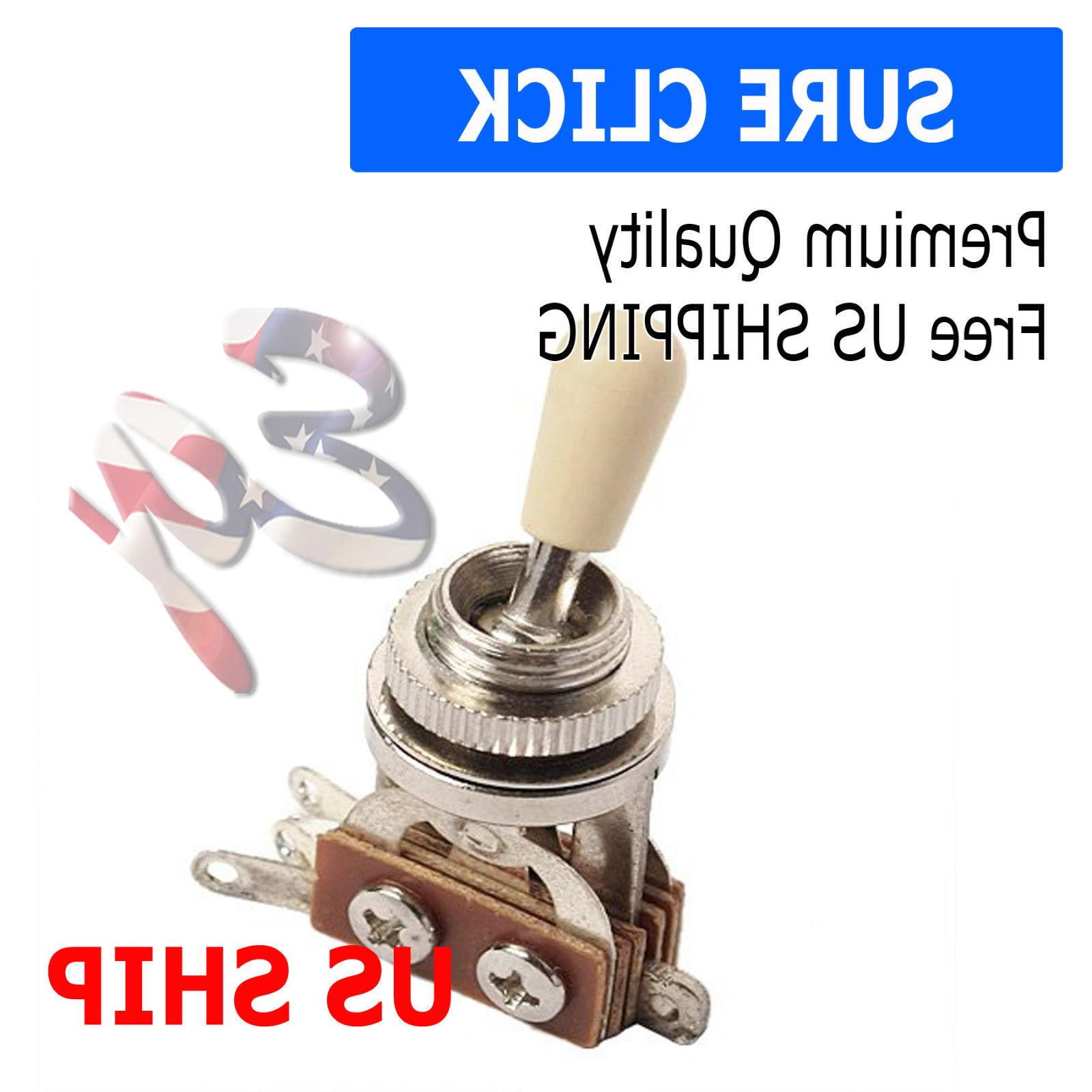 white tip 3 way switch pickup electric