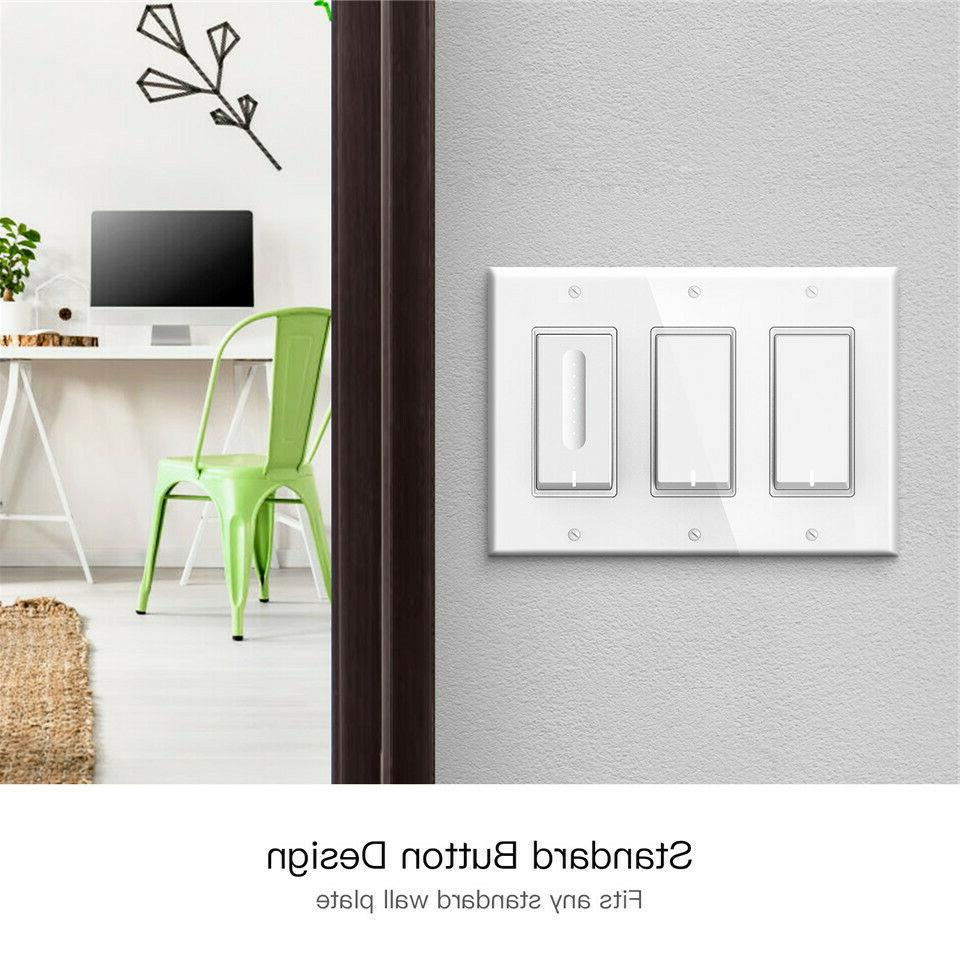WiFi Smart Light Switch Smart Control Control