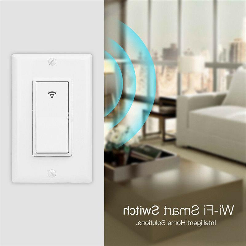 WiFi Switch Remote Control with Google Home