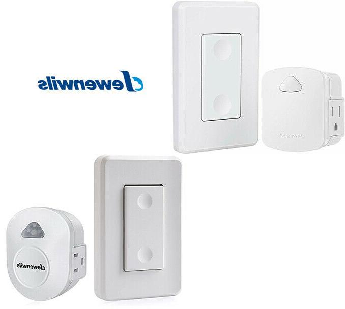 DEWENWILS Wireless Light Remote Control Outlet Power