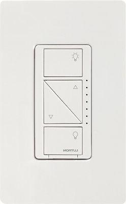 Wireless Smart Lighting Dimmer Switch Remote Access Plug In