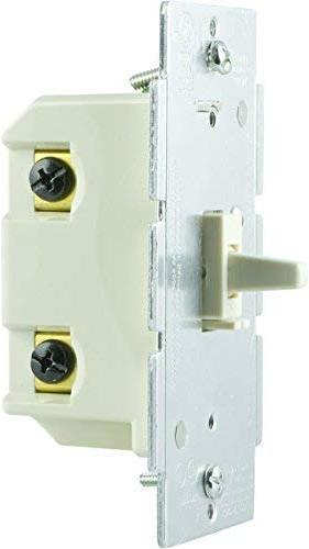 Jasco Dimmer Toggle No Neutral, Light