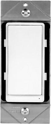 Enerwave ZW3K-N Add-On Switch for Z-Wave Home Automation Lig
