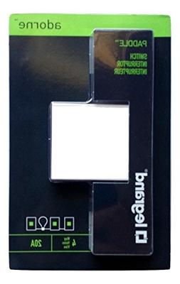 Legrand  adorne Paddle Switch, 20A, 4-Way