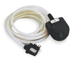 Light Duty Foot Switch,Momentary Action LINEMASTER 41SH12