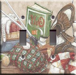 Light Switch Plate Cover - Golf equipments - Accessories boo