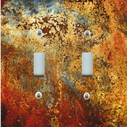 Light Switch Plate Cover RUSTIC HOME DECOR ~ IMAGE OF AGED C