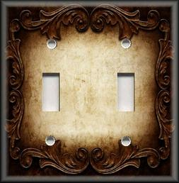 Light Switch Plate Cover - Victorian Gothic Home Decor - Orn