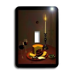 3dRose LLC lsp_11690_1 This 3D Artwork Features Aged Cheese