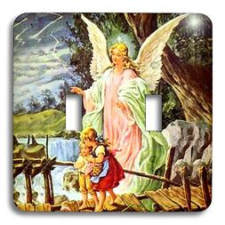 lsp_946_2 Angels - Guardian Angel - Light Switch Covers - do