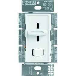 Lutron Electronics SFSQ-LFH-WH Slide-To-Off Fan Speed Contro