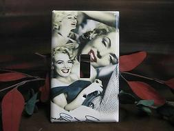 Marilyn Monroe Light Switch Wall Plate Cover #5- Outlet Doub