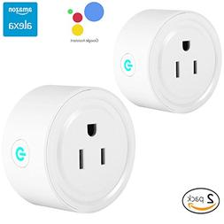 Mini Smart Plug VRLIFE Wifi Smart Socket Support Amazon Echo