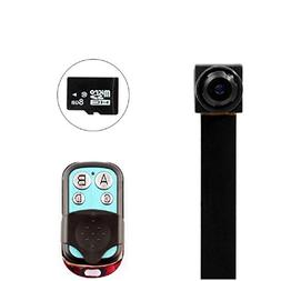 PANNOVO Mini Spy Camera with 8GB card 1080P Hidden Video Rec