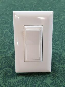 MOBILE HOME SELF CONTAINED DECORATOR  LIGHT SWITCH - LIGHT A