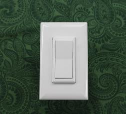 MOBILE HOME PARTS SELF CONTAINED DECORATOR  LIGHT SWITCH - W