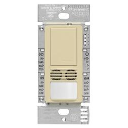 Lutron MS-A102-IV Maestro Dual Tech Occupancy Sensor Switch,