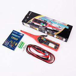 Iztor Multi-function Auto Circuit Tester Multimeter Lamp Car