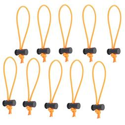 Foto&Tech 10-Pack Multipurpose Extra Thick Toggle Tie/Cable