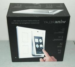 New Wink Relay 4.3 Inch Screen Wall Mounted Smart Home Contr