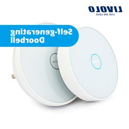 Livolo NEW smart ding dong wireless electronic touch doorbel