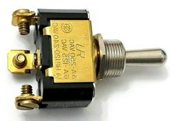 1 EACH NEW CARLING MOMENTARY TOGGLE SWITCH 3A-250 6A-125 VAC