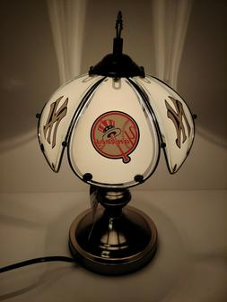NY New York Yankees Table/desk lamp desk accent sports 3 way