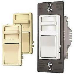~ Pass & Seymour Incandescent Dimmer Switch Preset Wide-Slid
