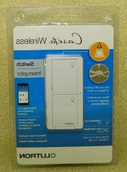 Lutron  PD-5ANS-WH-R Wireless Smart Lighting Switch -White