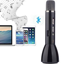 Anpress Portable Karaoke Player and Wireless Bluetooth Speak
