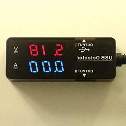 Soondar Power Meter with Two USB Ports for Charging and Data