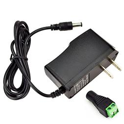 FAVOLCANO 1 Watt Power Supply for 110V AC to 12V DC 1A LED S