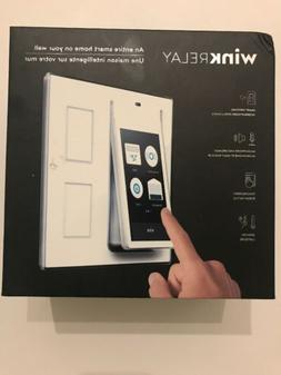 Wink Relay Wall-Mounted Smart Home Controller, White - PRLAY