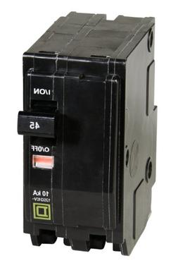 Square D by Schneider Electric QO245CP QO 45-Amp Two-Pole Ci