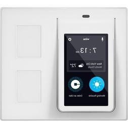 relay smart home touchscreen control panel intercom