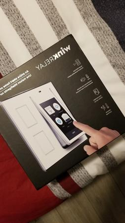 Wink Relay - Smart Home Touchscreen Control Panel Light Swit