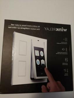 Wink Relay - Smart Home Touchscreen Controller Wall Light Sw