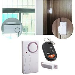 Zogin Remote Control Door / Window Security Alarm with Emerg