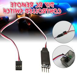 Remote Control  Lights Two-Way/Channels Switch Receiver Cord
